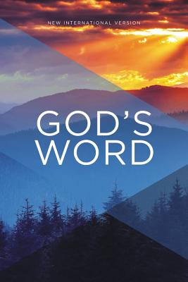 Niv, God's Word Outreach Bible, Paperback - Zondervan