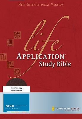 NIV Life Application Study Bible - Zondervan Publishing (Creator)