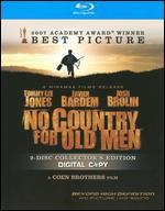 No Country for Old Men [2 Discs] [Collector's Edition] [Includes Digital Copy] [Blu-ray]