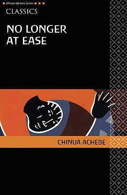 No Longer at Ease - Achebe, Chinua