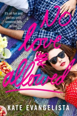 No Love Allowed - Evangelista, Kate