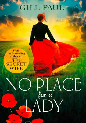 No Place for a Lady - Paul, Gill