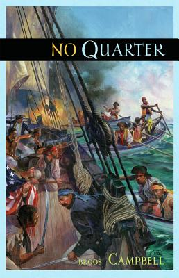 No Quarter: A Matty Graves Novel - Campbell, Broos