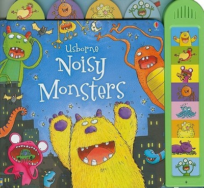 Noisy Monsters - Greenwell, Jessica, and Durber, Matt (Designer)