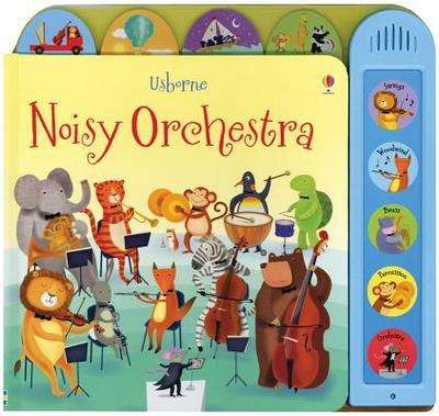 Noisy Orchestra - Taplin, Sam