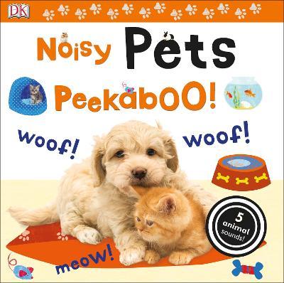 Noisy Pets Peekaboo! - DK