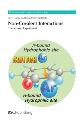 Non-Covalent Interactions: Theory and Experiment - Hobza, Pavel