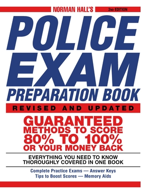 Norman Hall's Police Exam Preparation Book Norman Hall's Police Exam Preparation Book - Hall, Norman S
