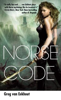 Norse Code - Van Eekhout, Greg