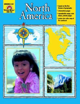 North America: Grades 3-6 - Moore, Jo Ellen