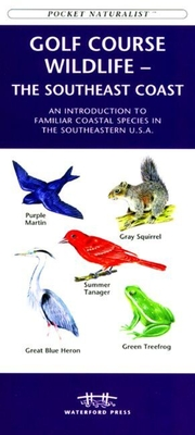 North Carolina Birds: A Folding Pocket Guide to Familiar Species - Kavanagh, James, and Press, Waterford