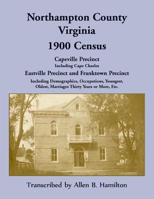 Northampton County, Virginia 1900 Census - Hamilton, Allen