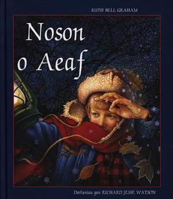Noson o Aeaf - Graham, Ruth Bell, and Jones, Brenda Wyn (Translated by)