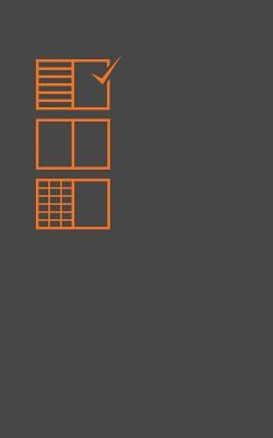 "Notebook 5"" X 8,"" Lined / Ruled: Design Notebook - Kosmidis, Athos"