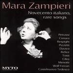 Novecento italiano, rare songs