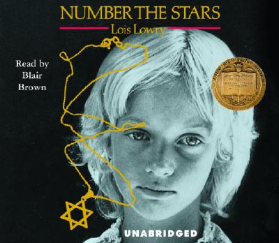 Number the Stars - Lowry, Lois, and Brown, Blair (Read by)