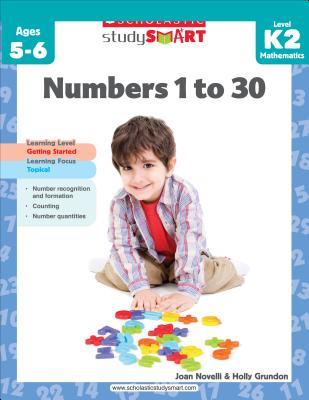 Numbers 1 to 30, Level K2 - Novelli, Joan
