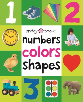 Numbers Colors Shapes - Priddy, Roger