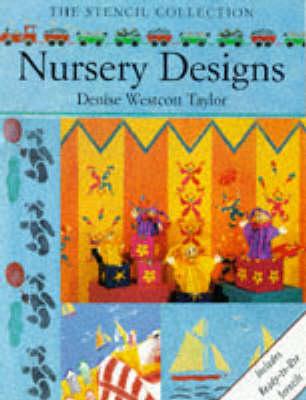 Nursery Design Stencils - Taylor, Denise Westcott