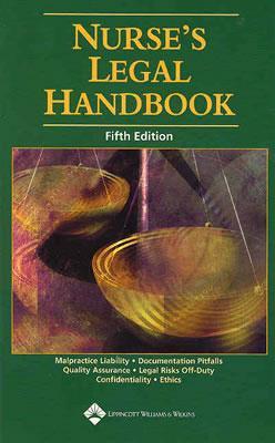 Nurse's Legal Handbook - Springhouse (Creator)
