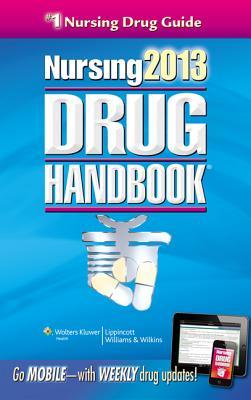 Nursing Drug Handbook 2013 - Lippincott Williams & Wilkins (Creator)