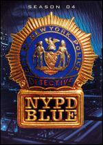 NYPD Blue: The Complete Fourth Season [4 Discs] -