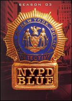 NYPD Blue: The Complete Third Season [4 Discs]