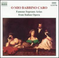 O mio Babbino caro: Famous Soprano Arias from Italian Opera - Alida Ferrarini (vocals); Daniela Longhi (vocals); Ewa Podles (vocals); Luba Orgonasova (vocals); Miriam Gauci (vocals);...