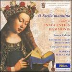 O Stella Matutina: Laude di Innocentius Dammonis