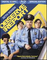 Observe and Report [Special Edition] [2 Discs] [Includes Digital Copy] [Blu-ray] - Jody Hill