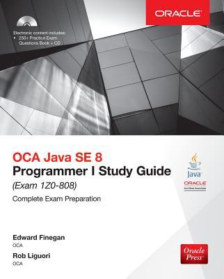 Oca Java Se 8 Programmer I Study Guide (Exam 1z0-808) - Finegan, Edward G