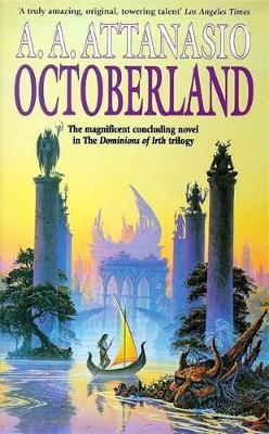 Octoberland - Attanasio, A.A.