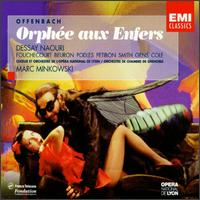 Offenbach: Orphée aux enfers - Etienne Lescroart (vocals); Ewa Podles (vocals); Jean-Paul Fouchécourt (vocals); Jennifer Smith (vocals);...