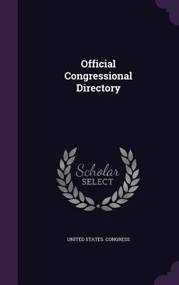 Official Congressional Directory - Congress, United States, Professor