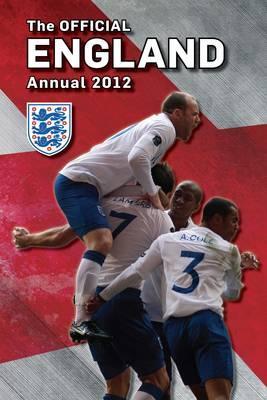 Official England FA Annual 2012 -