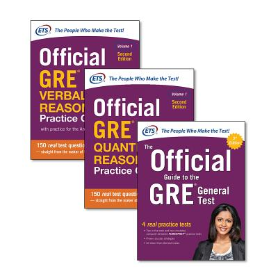 Official GRE Super Power Pack - Educational Testing Service
