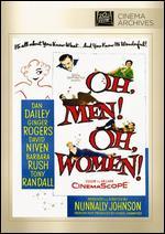 Oh, Men! Oh, Women! - Nunnally Johnson