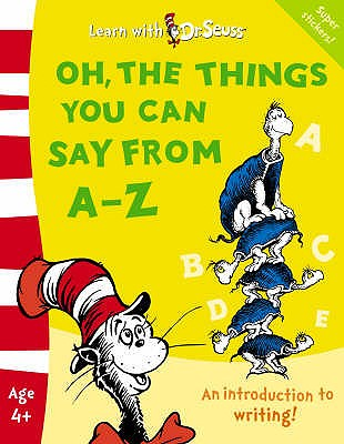 Oh, The Things You Can Say From A-Z: The Back to School Range - Hayward, Linda