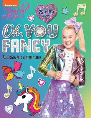 Oh, You Fancy: Coloring and Activity Book - Buzzpop