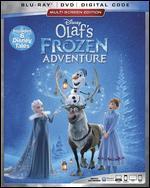 Olaf's Frozen Adventure [Includes Digital Copy] [Blu-ray/DVD]