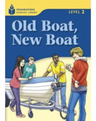 Old Boat, New Boat - Waring, Rob