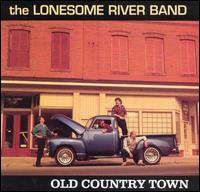 Old Country Town - The Lonesome River Band