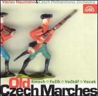 Old Czech Marches - Czech Philharmonic Orchestra; Václav Neumann (conductor)