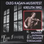 Oleg Kagan Musikfest, Kreuth, 1992