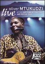 Oliver Mtukudzi: Live at the Cape Town International Jazz