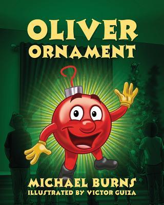 Oliver Ornament - Burns, Michael