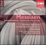 Olivier Messiaen: Turangal�la-Symphonie; Quatuor pour la fin du temps