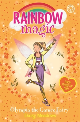 Olympia the Games Fairy: Special - Meadows, Daisy, and Ripper, Georgie (Illustrator)