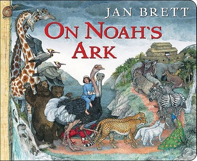 On Noah's Ark - Brett, Jan