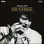 On Stage [Transparent Red Vinyl]